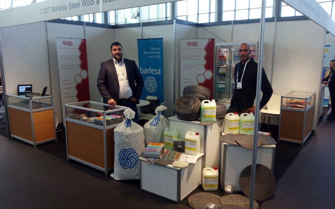 Teclim Química international –  Exposants à ISSA / INTERCLEAN à Amsterdam