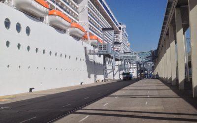 Bunkering pour les navires marchands et les croisières