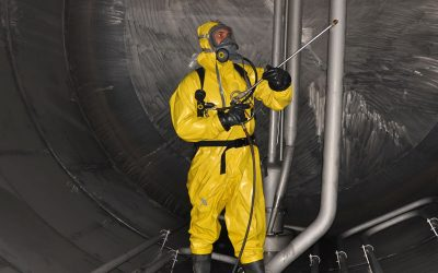 EPIS para limpieza de buques